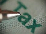podatek - napis tax