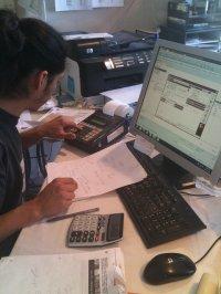 Praca biurowa